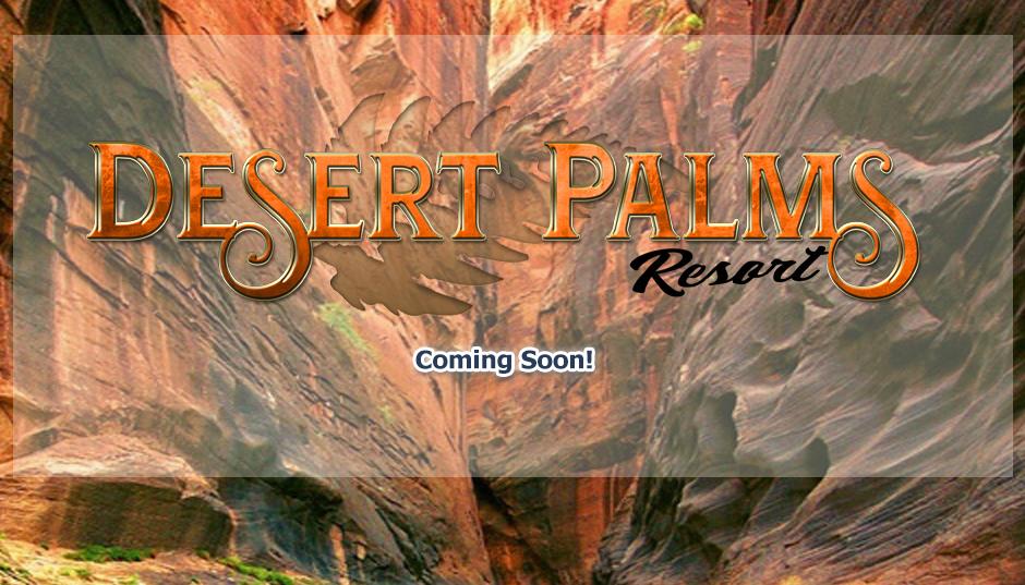 Desert Palms Branding