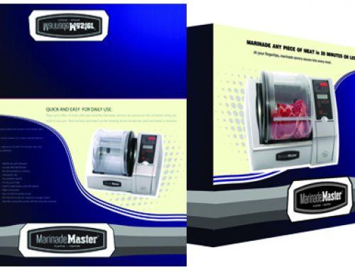 Marinade Master Packaging